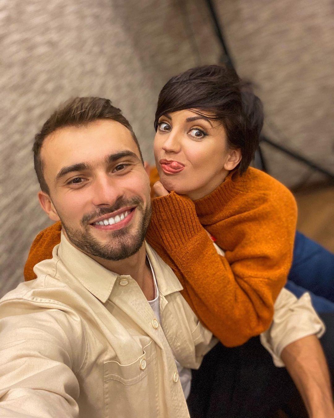 Олександр Прохоров і Ольга Цибульська