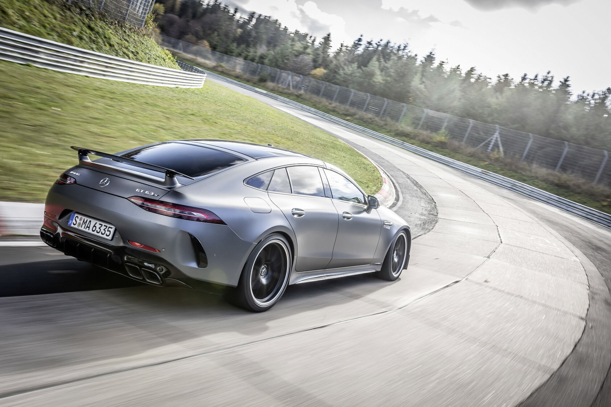2020 Mercedes-AMG GT 63 S 4Matic+