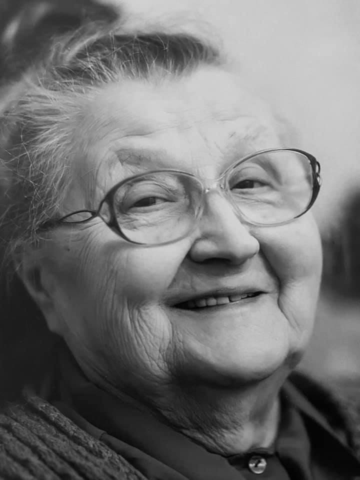 Мать Марины Порошенко Людмила Переведенцева.