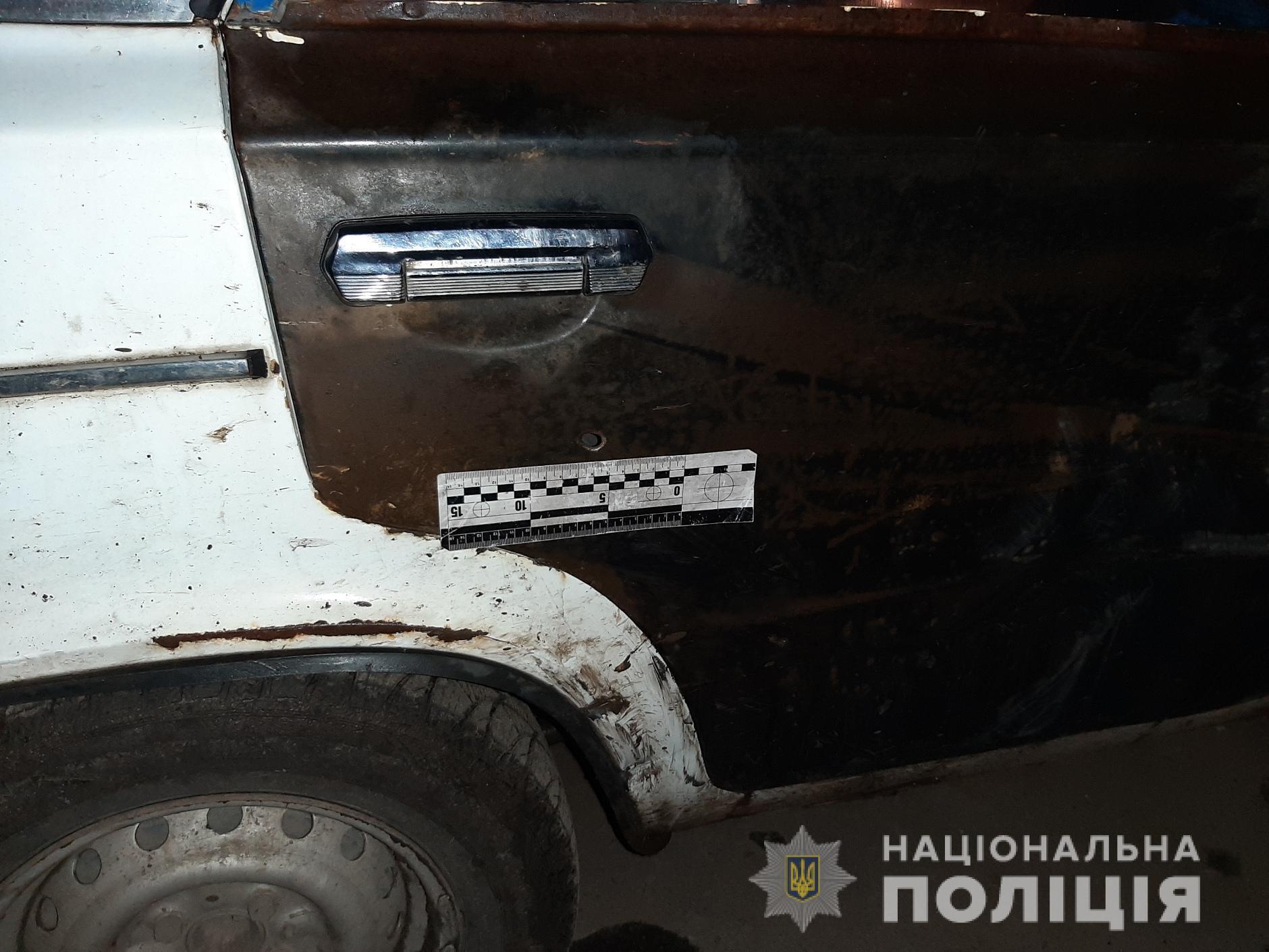 На Харківщині зловмисник поранив жінку