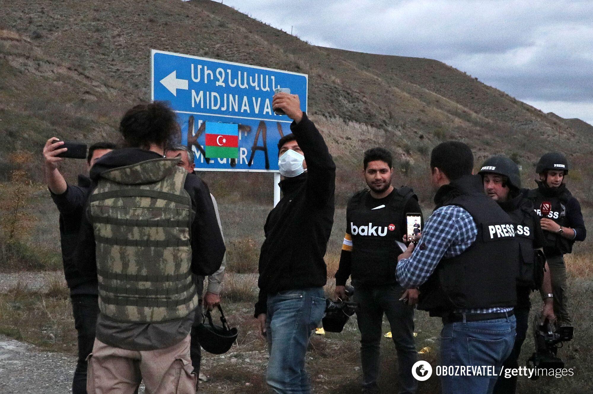 Війна в Нагірному Карабасі добігає кінця