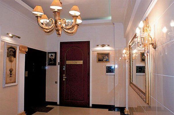 Квартира Андрея Данилко в центре Киева