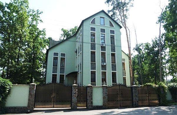 Загородный особняк Андрея Данилко