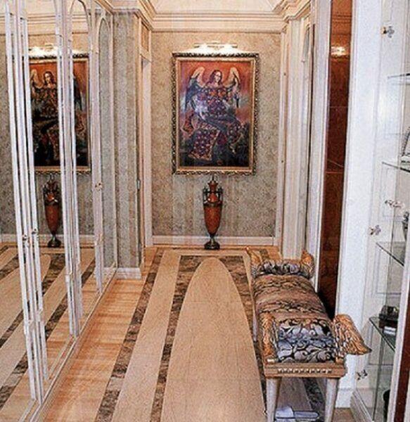 Как выглядит внутри квартира Данилко.