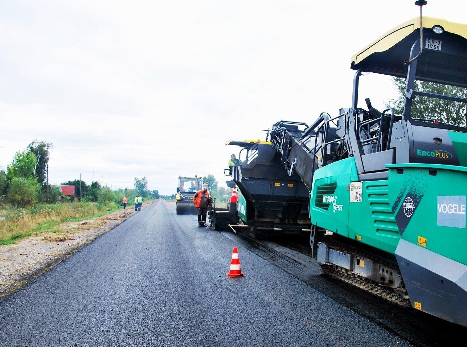 Участь білорусів в тендерах на будівництво доріг в Україні заощаджує бюджету десятки мільйонів гривень.