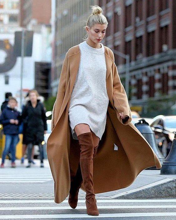 В осінньо-зимовий період у моді буде пальто до підлоги