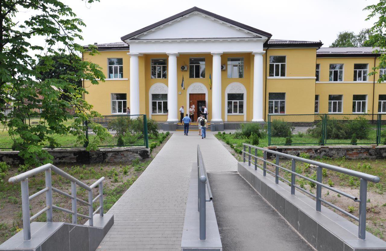 Міська лікарня №3 Полтави.