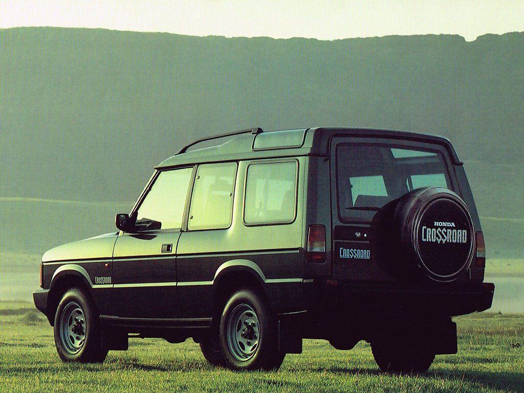 Honda Crossroad 1993