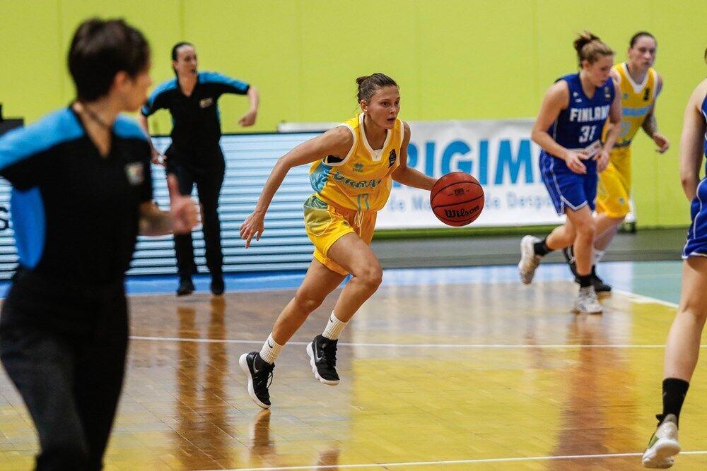Як українки виграли матч відбору на Євро-2021 з баскетболу. Фоторепортаж