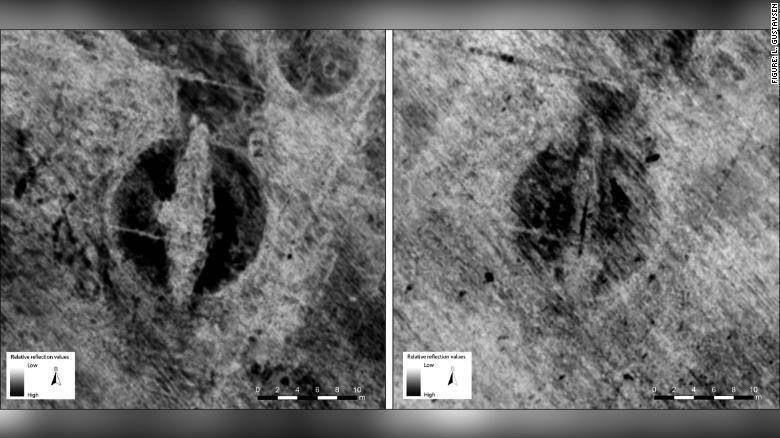 Корабель вікінгів вчені виявили, використовуючи георадар