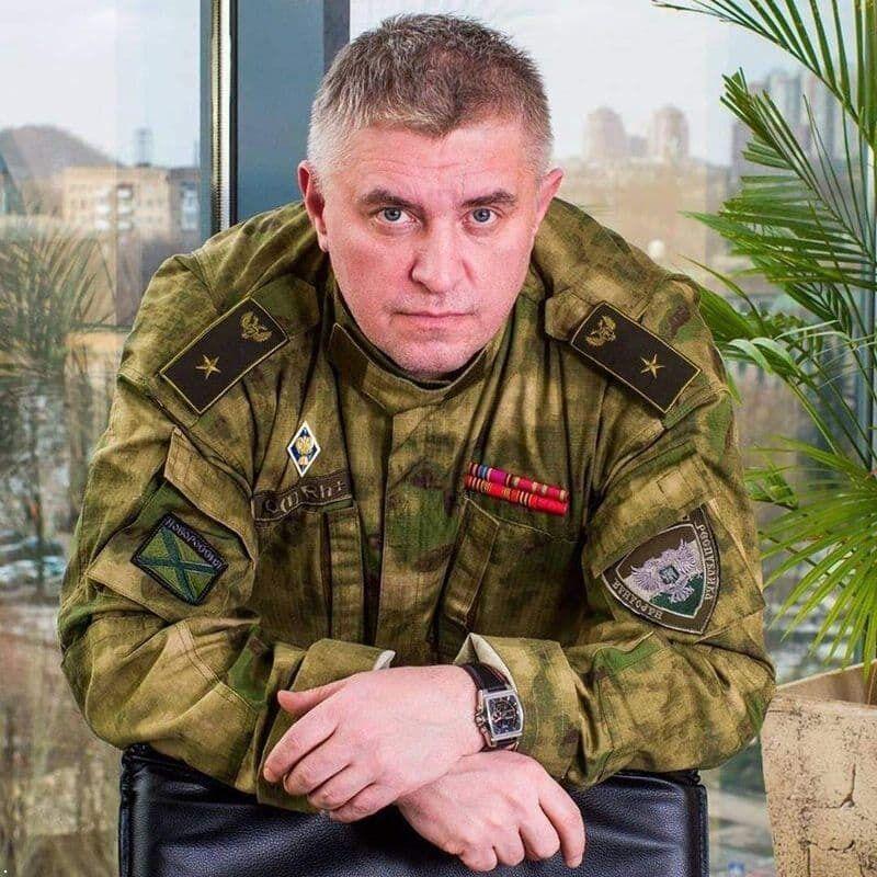 """Терорист """"ДНР"""" Перепьолкін став """"депутатом"""" на окупованих територіях."""