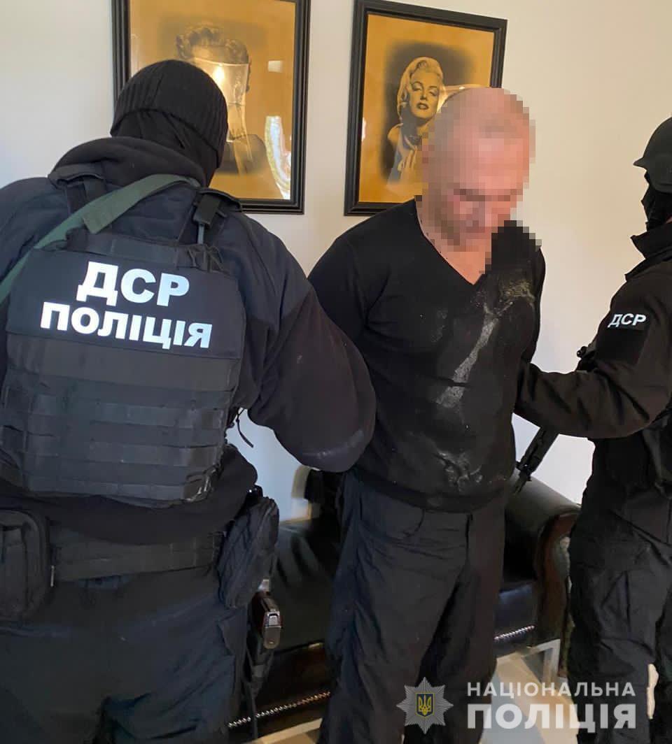 Подозреваемого задержали 12 ноября