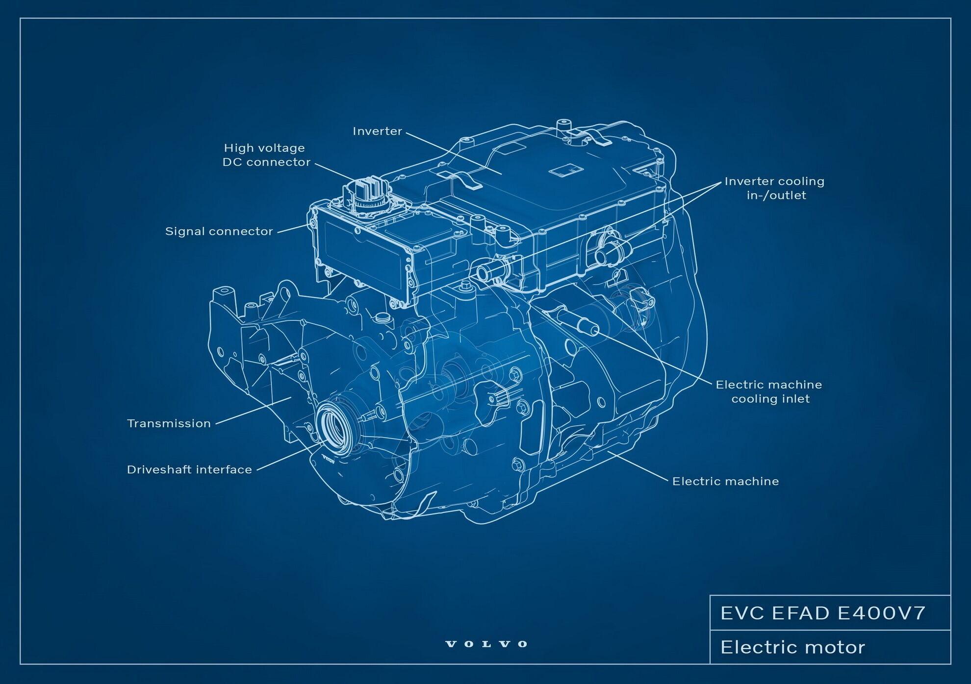 Старт собственной разработки электрических моторов позволит инженерам компании оптимизировать их конструкцию и всю электрическую систему в новых электрокарах Volvo
