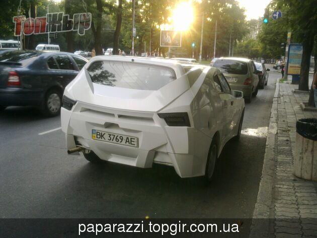 """""""Воно"""", створене на базі Opel Kadett"""