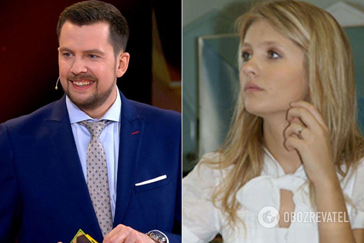 Александр Колтовой и Наталья Климова