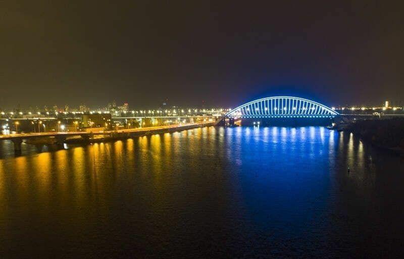 Подольско-Воскресенский мост.