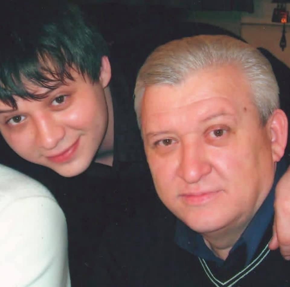 Євген і Володимир Мураєв.
