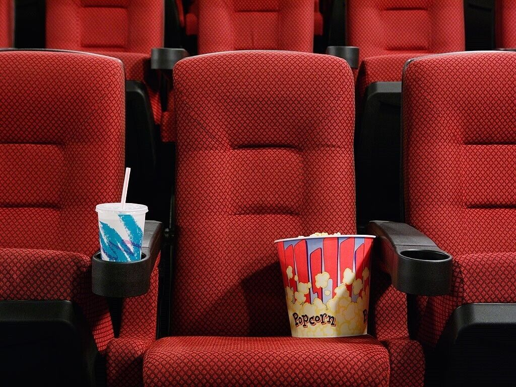 В Україні кінотеатри працюватимуть з певними обмеженнями