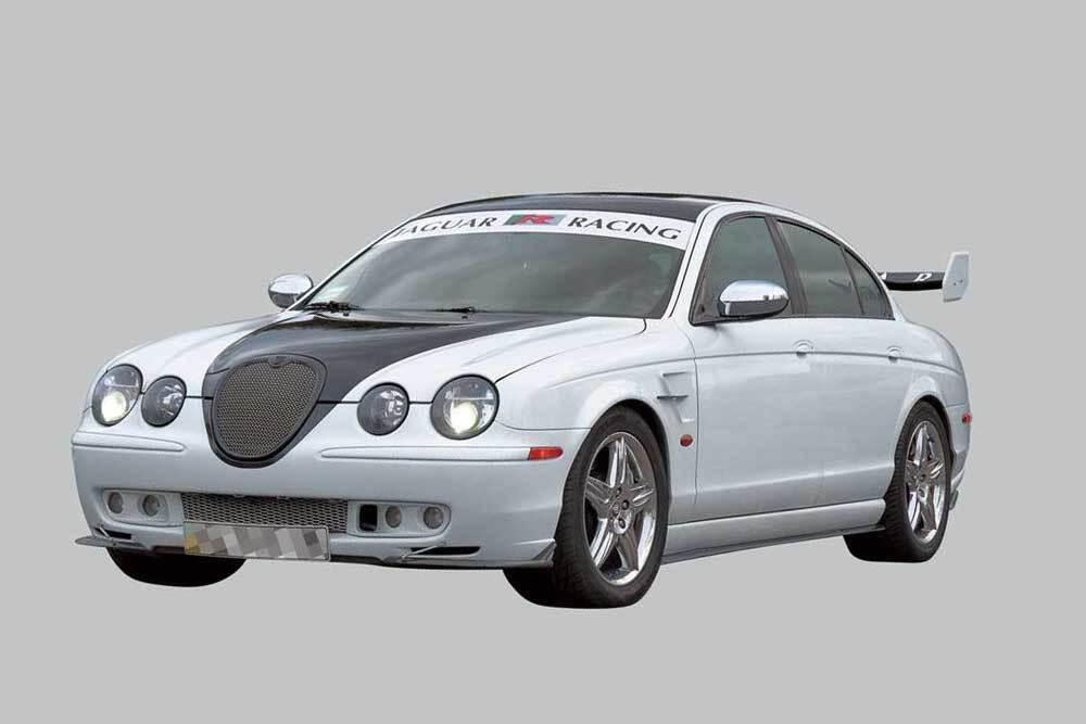 """Jaguar S-Type """"з"""" першого """"Форсажу"""""""