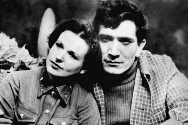 Алла Ванновская и Армен Джигарханян.