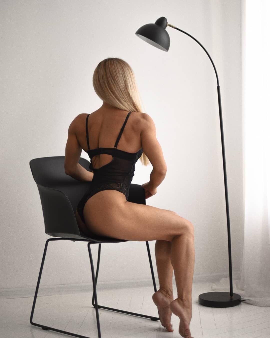 Мария Бурлака снялась в откровенной фотосессии