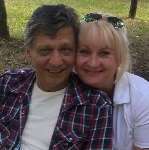 Вікторія Вовкотруб із Берісі Кадрусом
