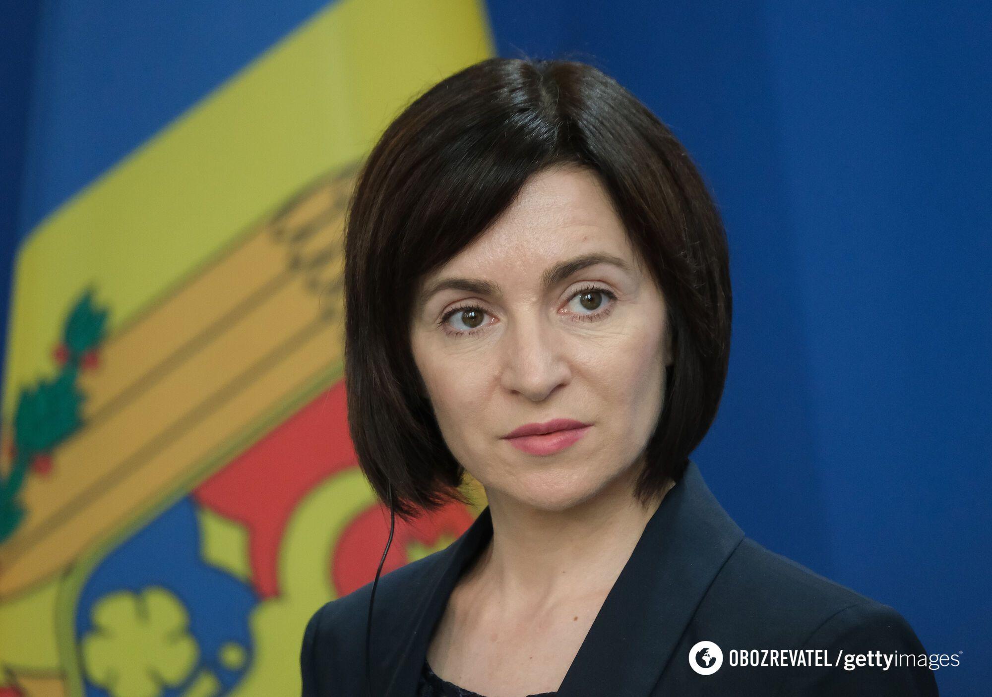 Санду: Я попросила Козака помочь завершить переговоры по газу