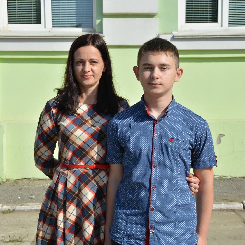 У Юлії Павленко (Глущенко), яка сильно постраждала в ДТП з таксі в Києві, двоє дітей