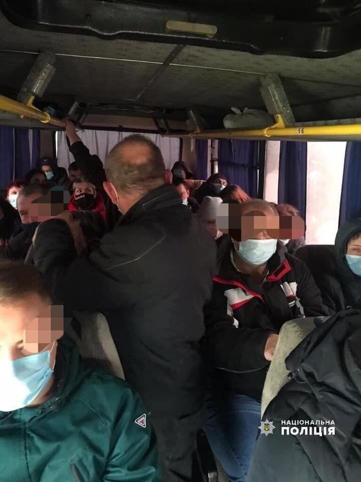 8 фактов нарушений карантина обнаружены среди пассажирских перевозок