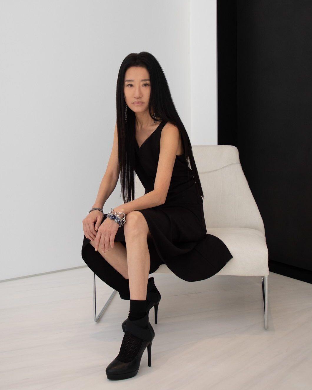 Вера Вонг раскрыла секреты молодости