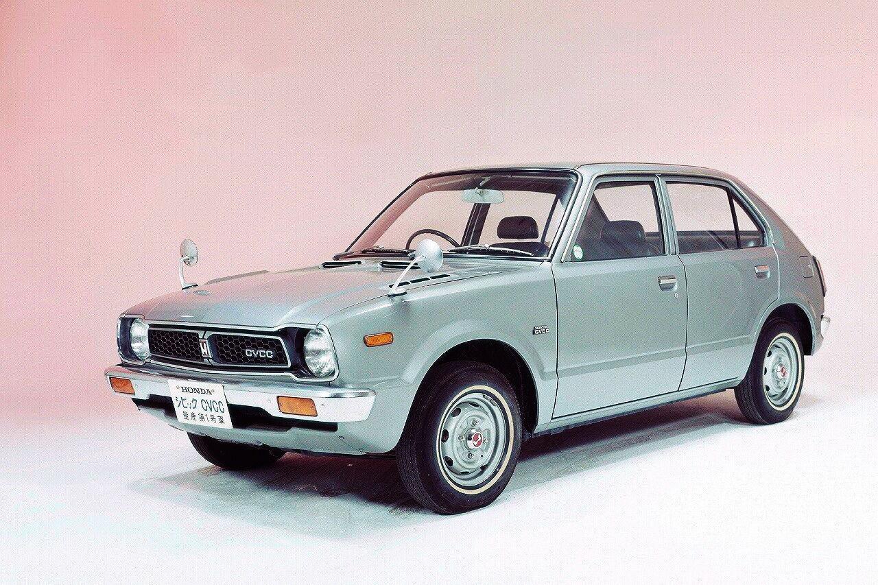 Honda Civic першого покоління (1972-1979)