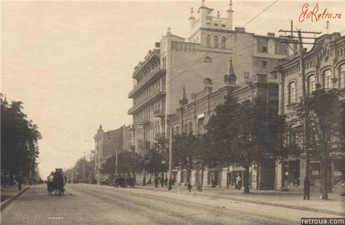"""Отель """"Прага""""."""