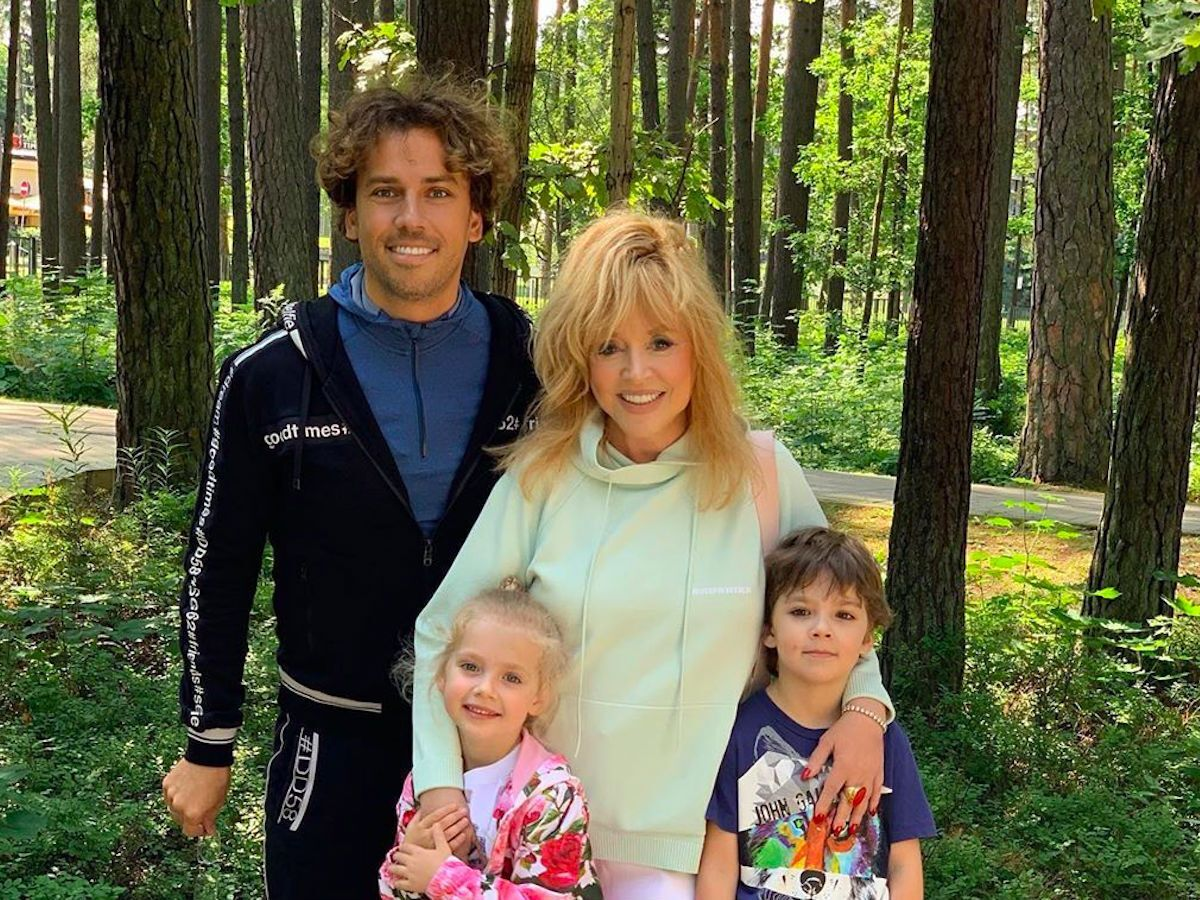 Максим Галкін в черговий раз поділився з шанувальниками домашнім відео з дітьми