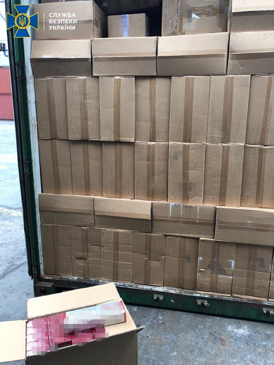 Маса вантажу склала близько 16 тон