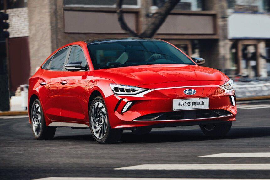 Hyundai Lafesta EV