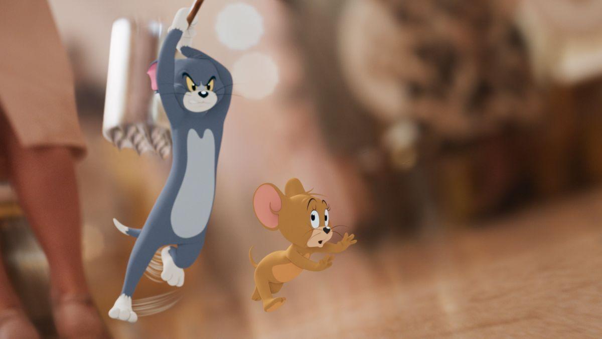 """Warner Bros. показала первый официальный трейлер к фильму """"Том и Джерри"""""""
