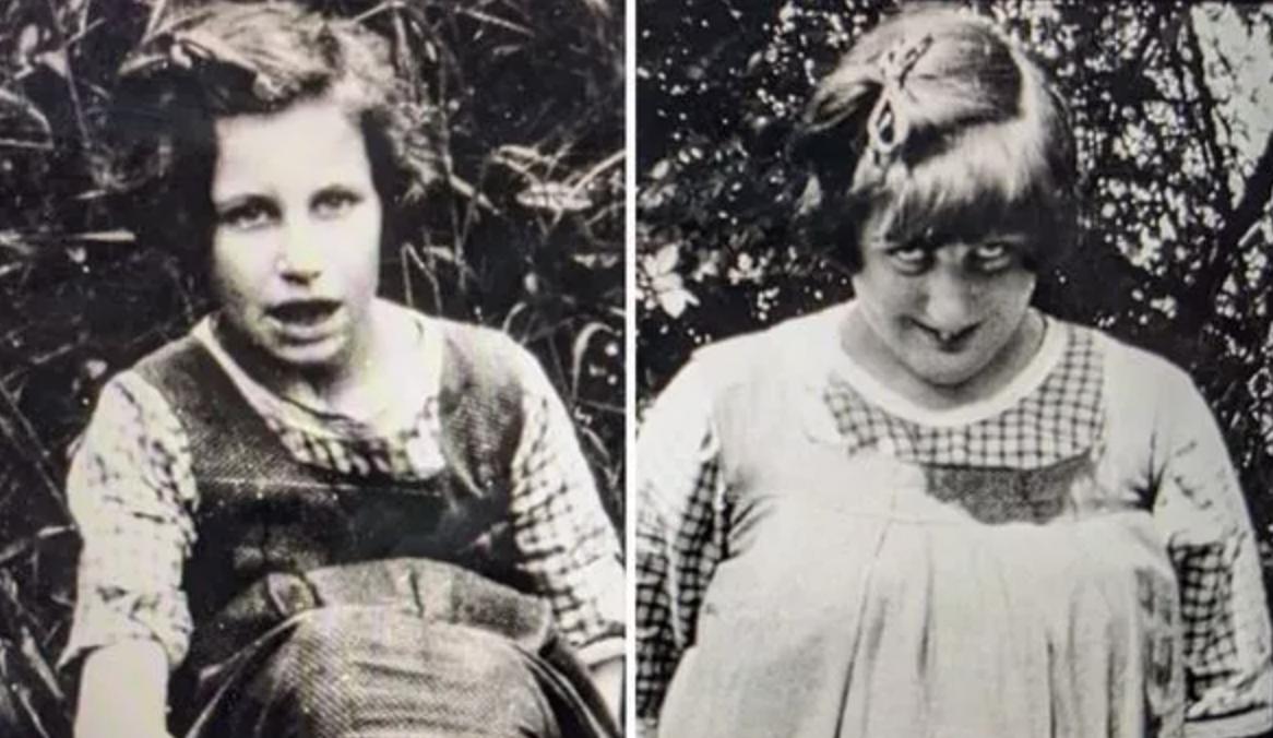 Двоюрідні сестри Єлизавети II Нерісса і Кетрін.