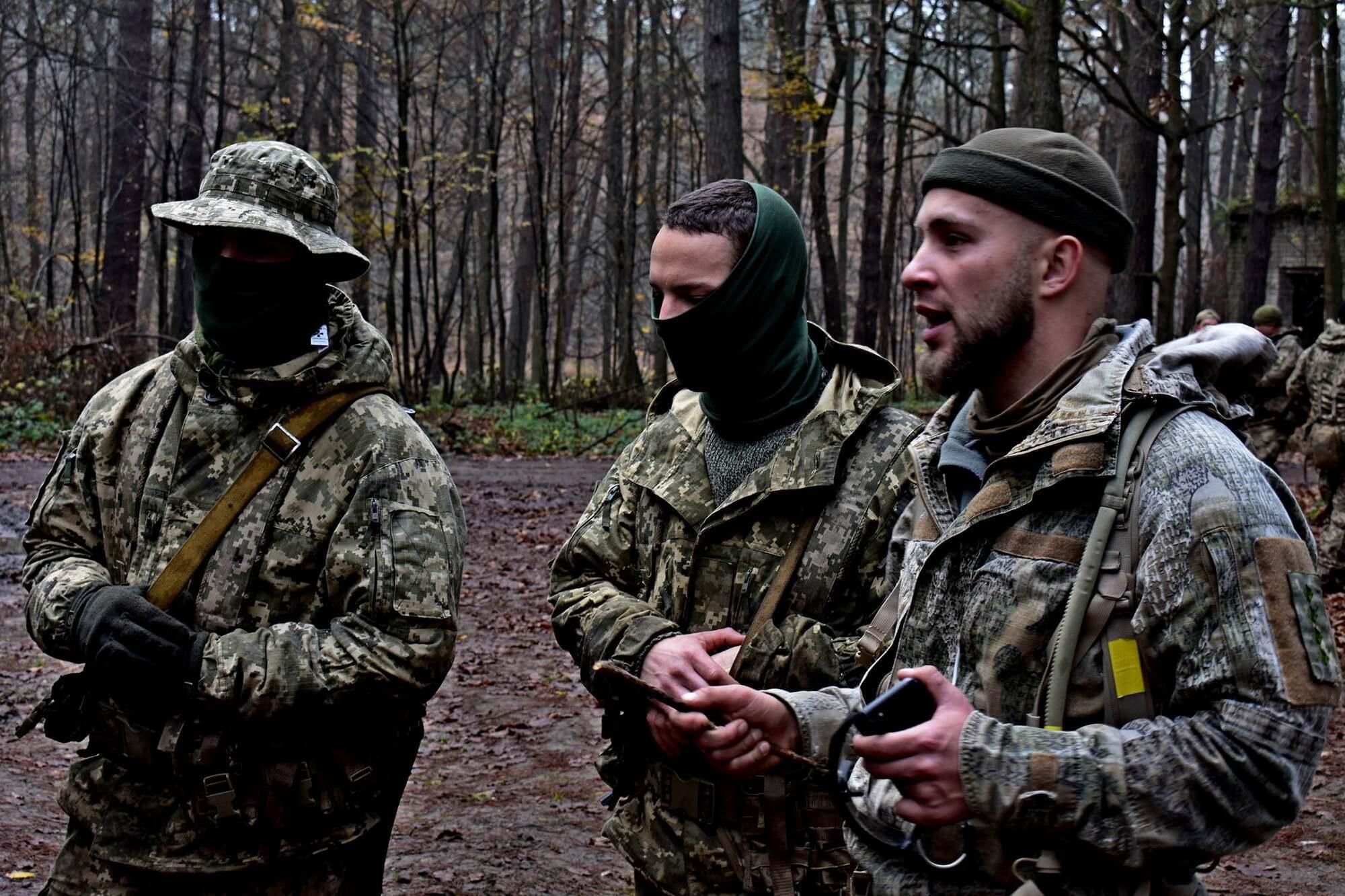 В результате сотрудничества с НАТО значительно повысится боевая готовность подразделений бригады
