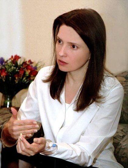 Тимошенко в 1995 році