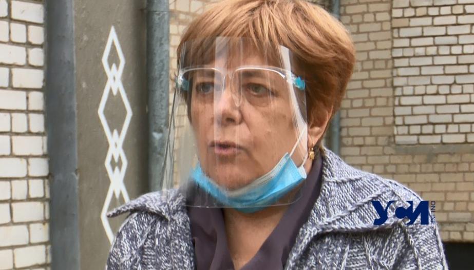 Директорка школи Надія Ракицька