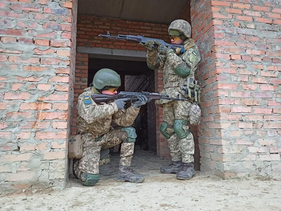 Украинская армия продолжает внедрять стандарты НАТО