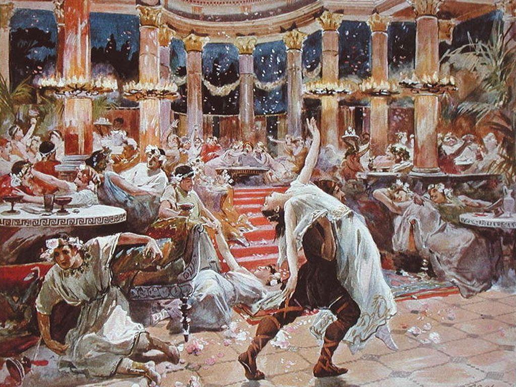 У Стародавньому Римі під час святкування Нового року вшановували язичницького бога Януса