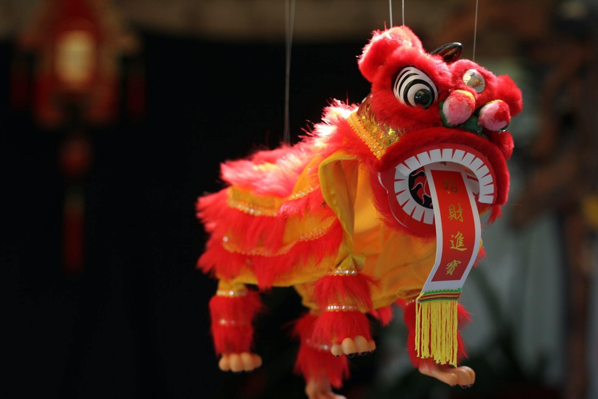 Китайський Новий рік настає у другий молодик після зимового сонцестояння