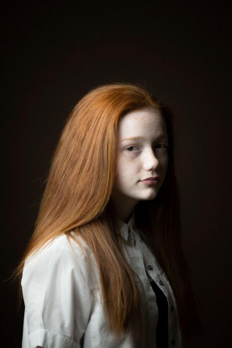 Люсі Флемінг, народилася в 2005 році в Шотландії