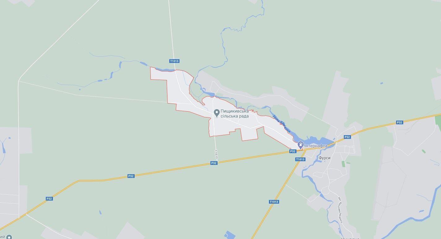 ДТП сталася в Сквирському районі Київщини.