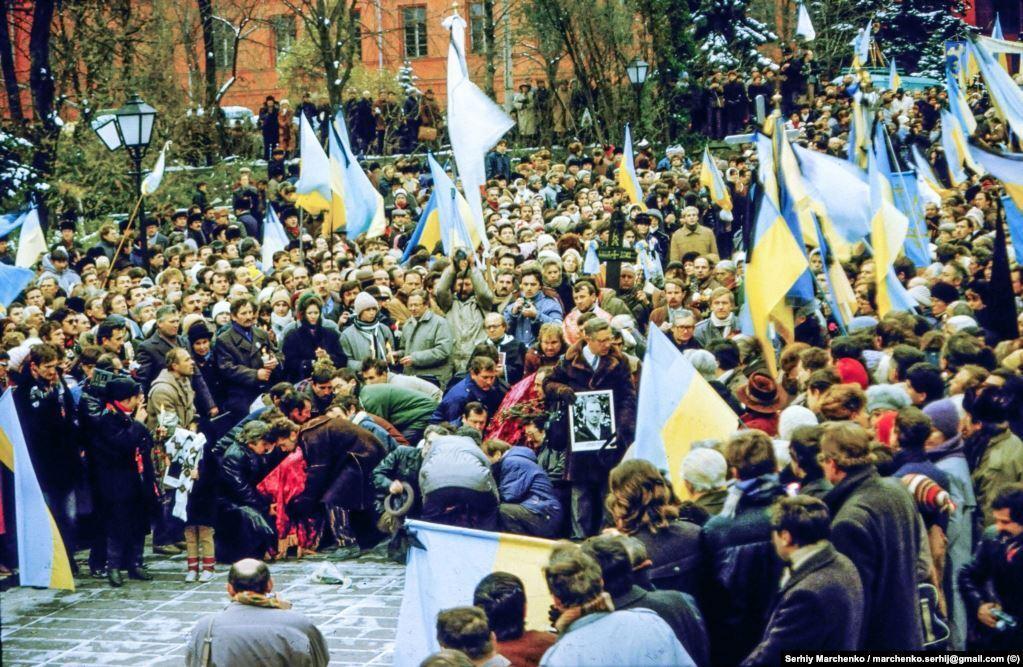 Василь Стус помер у ніч на 4 вересня 1985 року