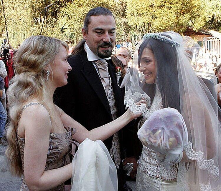 Юлія Тимошенко на весіллі дочки