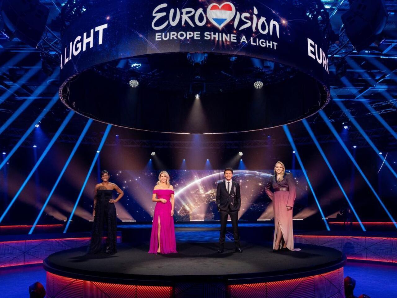 """Стало известно, как будет проходить международный конкурс """"Евровидение 2021"""""""