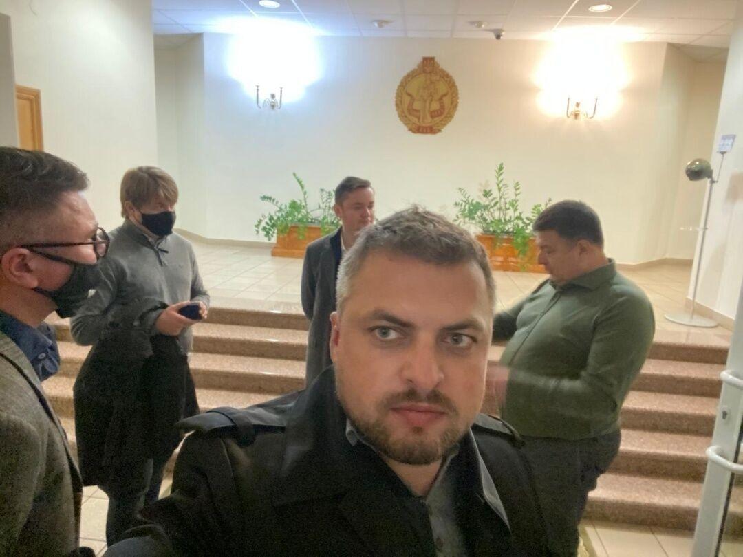"""""""Слуги народу"""" прийшли до Тупицького."""