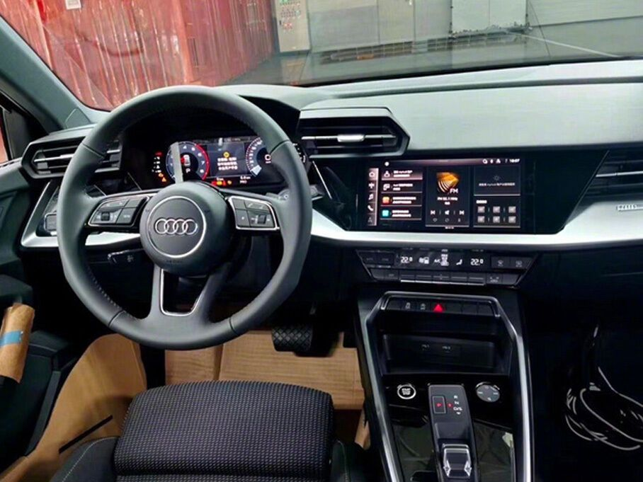 2022 Audi A3 L